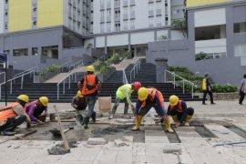 Kementerian PUPR optimistis pembangunan  RS Darurat COVID-19 selesai tepat waktu