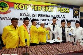 Partai Berkarya Dan PKS bangun koalisi di Pilkada Cilegon