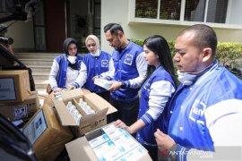 Demokrat beri bantuan APD untuk tenaga medis tangani COVID-19