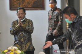 Mendagri hadiri rakor penanggulangan COVID-19 di Palembang Page 2 Small