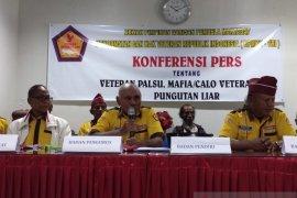 Ketua  BPMKH-VRI sebut jaringan calo mafia veteran palsu masih terus bergerak