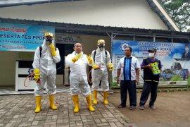 Fraksi PKS serukan anggotanya bagikan masker dan disinfektan gratis