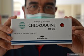 Pria Arizona tewas dan istrinya kritis setelah minum chloroquine akuarium