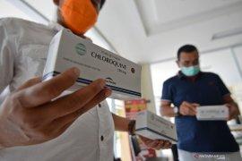Dirut RSPI Sulianti Saroso apresiasi penyerahan obat chloroquine