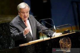 Sekjen PBB mengingatkan bahaya kabar bohong di tengah pandemi COVID-19