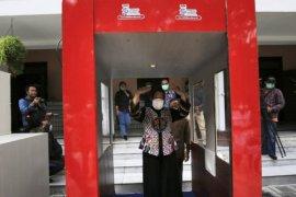 Dewan minta BUMN produksi massal Bilik Disinfektan Trisakti