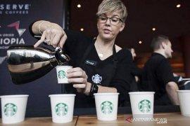 Polisi amankan mantan pegawai Starbucks terkait CCTV
