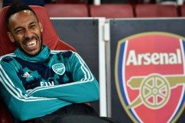 Aubameyang jadi rebutan MU dengan Inter Milan