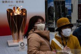 Pawai obor Olimpiade akan dimulai kembali pada Maret 2021