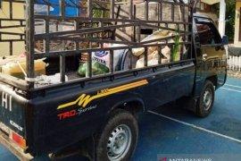 Angkut ganja, seorang petani di Nagan Raya ditangkap polisi