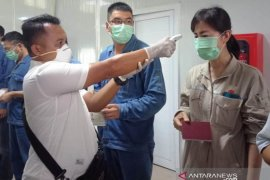 Ditolak warga, tujuh TKA China diterbangkan kembali ke Jakarta
