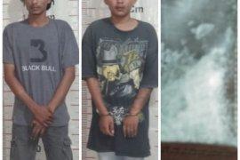 Polisi Padang Tualang Langkat tangkap pemilik sabu-sabu