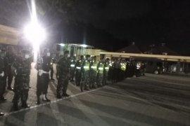 Personel gabungan  Sidoarjo gencarkan patroli bersama
