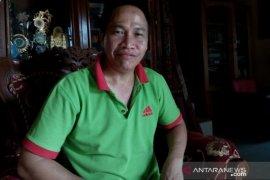 Desa Binuang Kabupaten Penajam bangun infrastruktur dasar gunakan Dana Desa