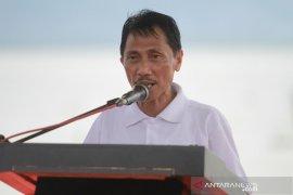 Pemkab Gorontalo-BPDASHL berikan bibit pohon di Olobua