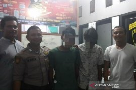 Polisi amankan dua eks pelajar pelaku pencurian di sekolah
