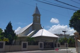 Cegah COVID-19, GPIB Immanuel Tanjung Pandan tiadakan ibadah mingguan