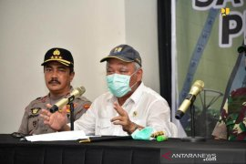 Menteri PUPR: Proyek MotoGP dan KSPN Mandalika tetap berjalan