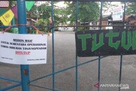 Pemkab Belitung tutup sementara objek wisata Pantai Tanjung Pendam