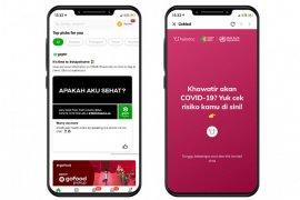 """Gojek dan Halodoc berkolaborasi dengan Kemenkes luncurkan layanan telemedik """"Check COVID-19"""""""