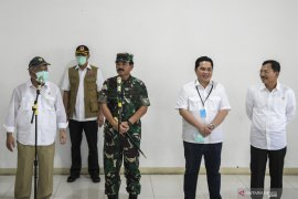 Menkes tetapkan PSBB di Jakarta