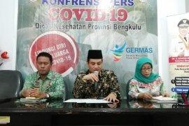 Dinkes : Ada klaster 'aparat' di Bengkulu