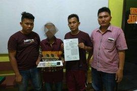 Lagi, pemain judi togel ditangkap Reskrim Polres Tapteng