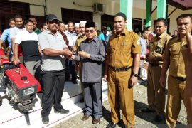 Produksi padi di Aceh Barat capai 8 ton per hektare
