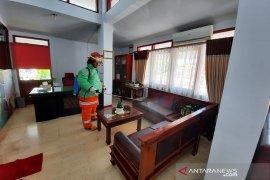 ACT semprot disinfektan di Kantor ANTARA dan PWI Bengkulu