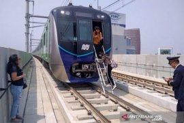 MRT bersiap hadapi kondisi tidak terduga