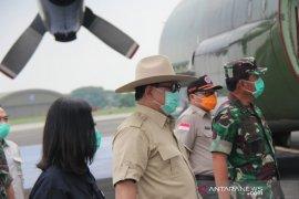 Menhan Prabowo sebut China tawarkan bantuan untuk penanganan COVID-19
