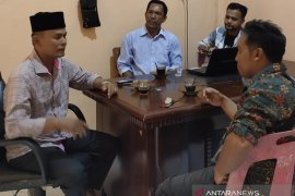 Balon Bupati Abdya silaturahmi ke Kantor PWA
