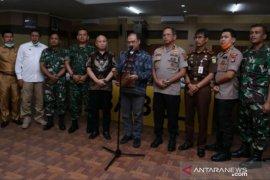 Cegah COVID-19, Gubernur Babel dan Forkopimda instruksikan kepala daerah Lewat Vicon