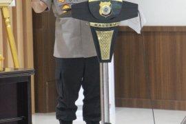 Kapolda Maluku : masuk struktur operasi kontijensi harus pahami tupoksi
