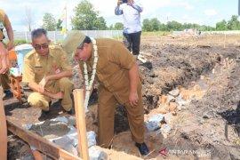 Wali Kota tandai pembangunan SDN 3 LUU