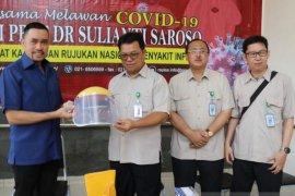 24 pasien positif COVID-19 RSPI Sulianti Saroso sudah sembuh
