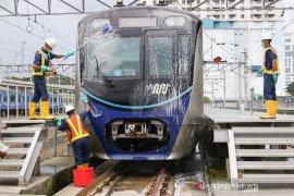 Mulai Senin waktu tunggu MRT Jakarta jadi per 20 menit
