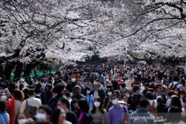 Di Jepang, Tokyo jadi episentrum epidemi virus corona