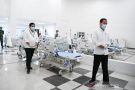 Menteri BUMN: Mereka yang kehilangan nyawa akibat COVID-19 mati syahid