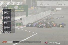 Pebalap uji Renault Zhou menangi balap virtual Formula 1