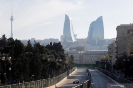 Grand Prix F1 2020 Azerbaijan resmi ditunda