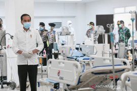 Pemerintah terus tambah tempat isolasi pasien COVID-19
