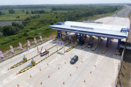Jalan tol Palembang-Bengkulu ditargetkan awal pengerjaan fisik bulan April