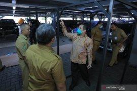 Cegah COVID-19, Tangerang siapkan 50 bilik disinfektan