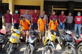 Polisi ringkus pelaku spesialis curanmor di pasar tradisional Bengkulu
