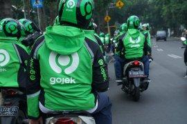 GoRide berhenti sementara, layanan Gojek lain tetap  jalan