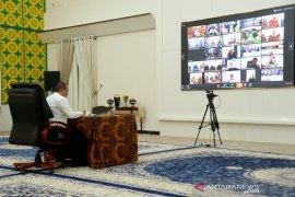 Gubernur Sumut imbau kepala daerah instruksikan warga untuk berada di rumah