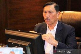 Luhut: Gelombang PHK tak hanya di Indonesia tapi juga terjadi di dunia