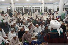 Peserta Ijtima Asia 2020 di Asrama Haji Sudiang  tersisa 250 orang