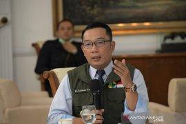 Hasil tes kedua Gubernur Ridwan Kamil negatif COVID-19